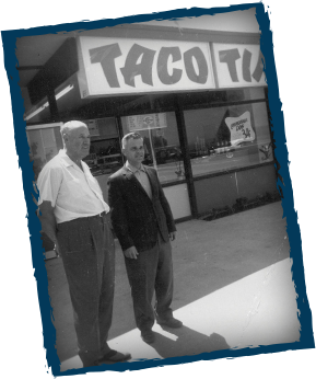 TacoTime History