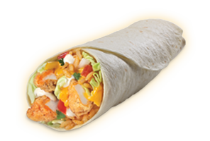 Chicken Ranchero Burrito